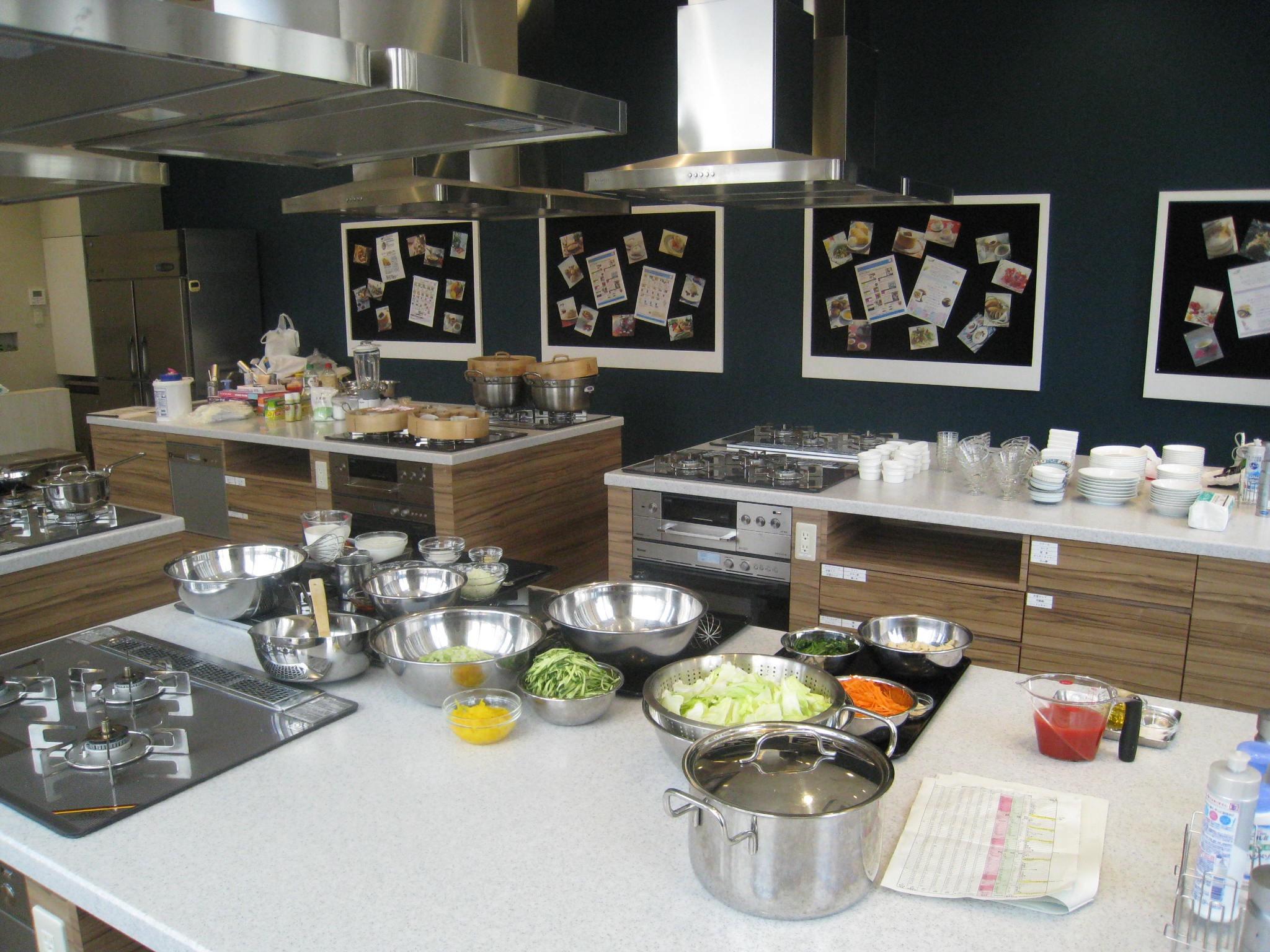 柏の葉料理教室